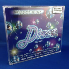 Disco Hits Chic Diana Ross Village People Wild Cherry VA: BEST EVER DISCO ALBUM