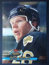 NHL 222 Glen Wesley Boston Bruins Stadium Club 1993/94