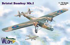 BRISTOL BOMBAY Mk.1 VALOM 1/72 PLASTIC KIT
