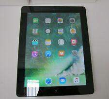 """Apple iPad 4 A1458 9.7"""" Retina 5MP 16GB Tablet Black Wifi. Original Box like New"""