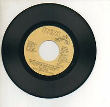 """THE TYMES 45 RPM Promo Record """"HOW AM I TO KNOW (THE THINGS A GIRL IN LOVE...)M-"""
