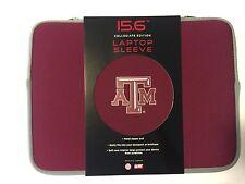 Texas A&M AGGIES Laptop Sleeve  Neoprene Soft Case