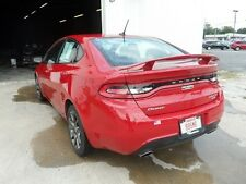 DODGE DART SPOILER SRT STYLE PAINTED Lifetime Warranty! ALL COLORS
