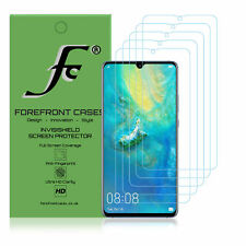 Huawei Mate 20 X Hydrogel Screen Protector [5 Pack] Guard Cover Hd Clear Thin