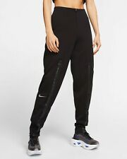 Nike Women's Sportswear City Ready Fleece Pant Black CJ4022 Size Medium