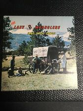Lazy B Wranglers Song Sho Songs Autographed Vinyl Lp VG+ NM