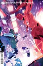 Teen Titans Endless Winter Special #1 Cvr B Di Meo Var Dc Comics Comic Book