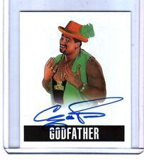 Godfather G2 2014 Leaf Originals Wrestling Authentic On Card Autograph WWE FD30