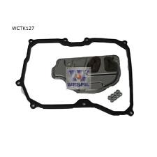 WESFIL VW GOLF 04-09' VW09G  V–4CYL/1.6L,1.9L T,2.0L FSI  TRANSMISSION FILTER