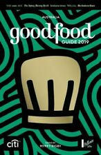 Australia The Good Food Guide 2019 National Edition Myffy Rigby (NEW)