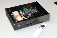 Finished Hi-end ES9038PRO DAC /Decoder with Amanero XMOS USB card + Remote L5-11