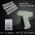 Clothing Garment Price Tag Gun 1000 Barbs Label Machine with 5pcs Needle US