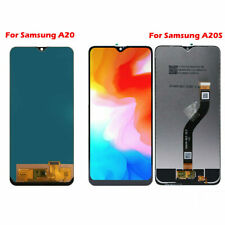For Samsung Galaxy A20 A20s LCD Display Touch Screen Digitizer Replace