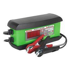 Sealey Schumacher 3a inteligente de litio de calcio / Agm / Gel Cargador de batería