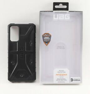 Urban Armor Gear UAG Pathfinder Case Fits Samsung Galaxy S20 FE Black USED Nice