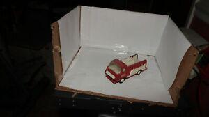 Tiny Tonka # 595 - Red Fire Pumper - Excellent  - no box - Lot # 8