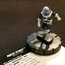 NICK FURY - 017 - Uncommon Figure Heroclix Avengers Infinity Set #17
