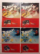 LOT PUBLICITES ANNEES 70 JOUET MECCANO // TURBOJET