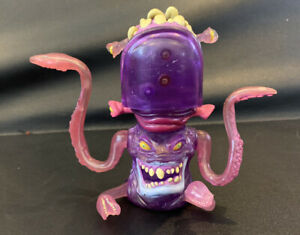 Vintage 1997 Trendmasters Extreme Ghostbusters Mouth Critter Action Figure Toy