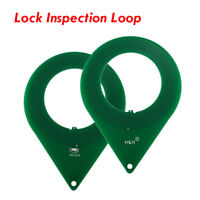 NEW OBD2 Auto lock inspection loop Auto Car Key Lock Chip Antenna Tester Tool !