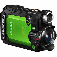 Olympus tough TG Tracker Action Camcorder Action Cam Neuware grün