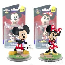 New Disney Infinity 3.0 Mickey & Minnie Mouse Character Figures Official