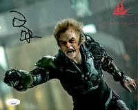 Dane DeHaan signed 8x10 Photo JSA COA Green Goblin Image Spider Man B500