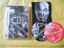 PC GAME Alfred Hitchcock Presents The Final Cut Gioco CD Computer ITALIANO raro