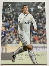 CRISTIANO RONALDO 2016 Topps UEFA CHAMPIONS LEAGUE BASE CARD #15