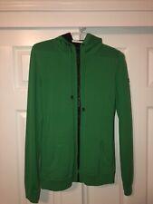 Burberry sport hoodie Sweater Active Wool Green Logo Nova Check