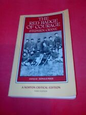 The Red Badge of Courage, Stephen Crane (Norton Critical Edition)