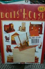 DOLL'S HOUSE STEP BY STEP Part 102 make your own doll house magazine for hobbies