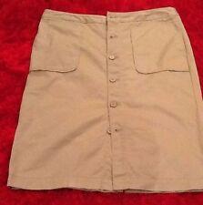 Gap Knee Length Cotton Regular Skirts for Women