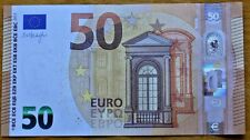 NEW 50 EURO  BANKNOTE BU UNC RARE CONDITION ISSUE 2017