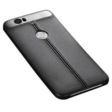 Luxury Ultra-Thin Soft TPU Case Cover Skin For Huawei Google Nexus 6P Black AD