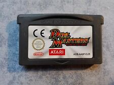 DUEL MASTERS SEMPAI LEGENDS - NINTENDO GAME BOY ADVANCE GBA e DS - LOOSE - PAL