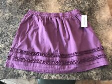 Womens Old Navy Light Purple Short Skirt Size XL NWT