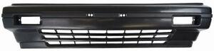 1987-89 Fits Nissan Pulsar NX Front Bumper Assembly Black New 62022-82M25 NSB015