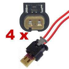Pluggen injectoren - DAIMLER met kabel (4 x FEMALE) connector plug verstuiver