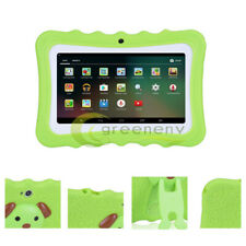 "Kids 7"" Tablet PC 8GB Android Wifi Quad Core Educational Apps Orange"