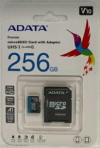 Adata SD Card 256GB