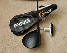 PING G400 LST 10 DEGREE DRIVER. STIFF ALTA SHAFT-SUPERB.
