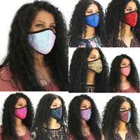 Sequin Glitter Face Mask Fashion Bling Sparkly Mask Luxury Party Wedding Mask UK
