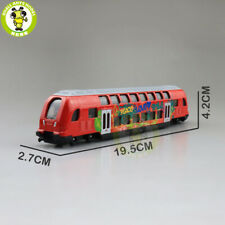 1/87 SIKU 1791 Double Deck Train Model Toys Kids Boys Girls Gifts
