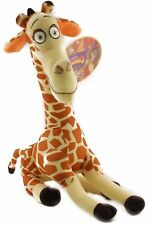 "Madagascar 3 Dreamworks MELMAN GIRAFFE LARGE 15"" Plush Stuffed Animal NEW"