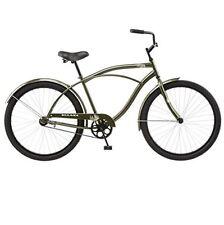 Kulana Mens Cruiser Bike,26-Inch,Green- R5708 Cycles NEW
