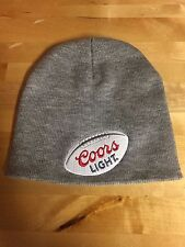 *NEW* Coors Light Football Beanie/Stocking Hat
