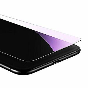 For iPhone X / XS / XR / XS Max Anti-Blue Light 0.1mm Thin Tempered Glass Film