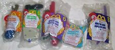 McDonald'S Happy Meal Kid's Toy Lot Inspector Gadget #2 #5 #6 #7 #8 New Sealed