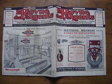 1948 REVUE DES AGENTS 456 Cycle Motocyclette Automobile VULGARISATION
